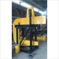 Coil Loading and Unloading C Hook