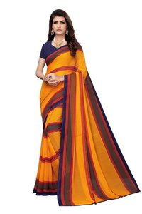 new raniyal georgette saree