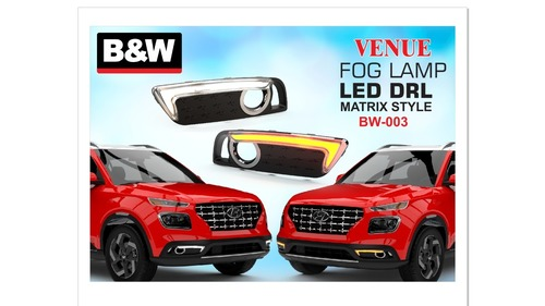 VENUE FOG LAMP LED DRL