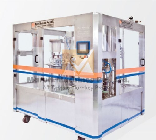 Automatic Plastic Water Bottle Filling Machine