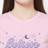Evolove Womens Pajama T Shirt Sets (EVO23)
