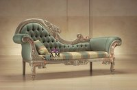 royal handcrafted chaise lounge