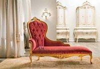 luxury teakwood couch