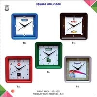Promotional Square Wall Clock