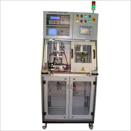 Single Phase Stator Test Rig