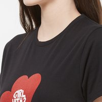 Evolove Womens Printed Pajama T Shirt Sets (EVO3)