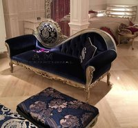 royal wooden couch