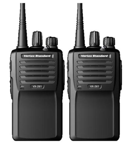 Walkie Talkie Vertex VX-261
