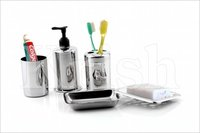 Regular Bathroom Set - 4 Pcs