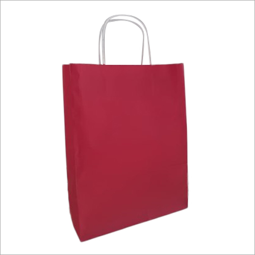Loop Handle Paper Bag
