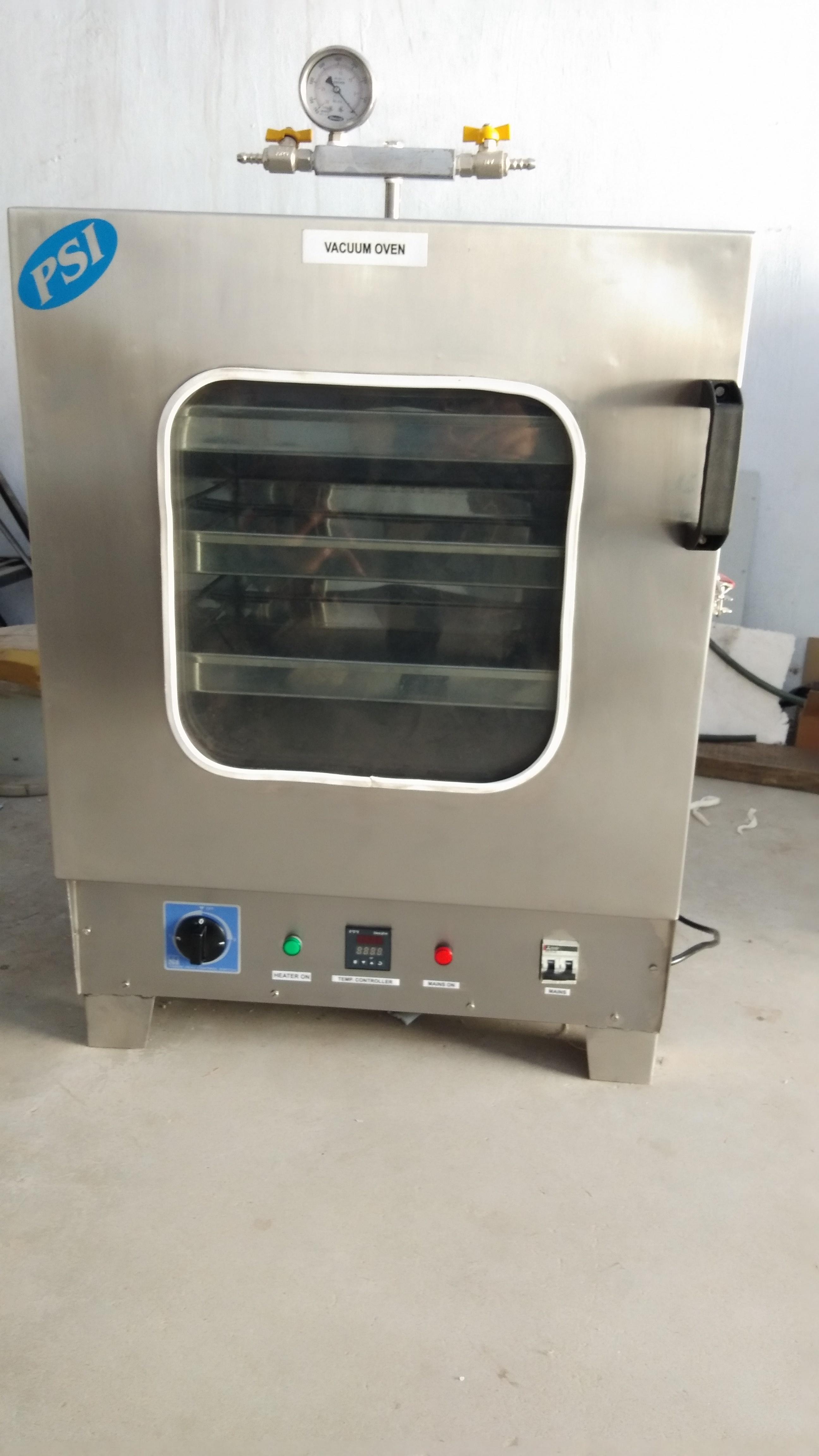 Rectangular Vacuum Oven