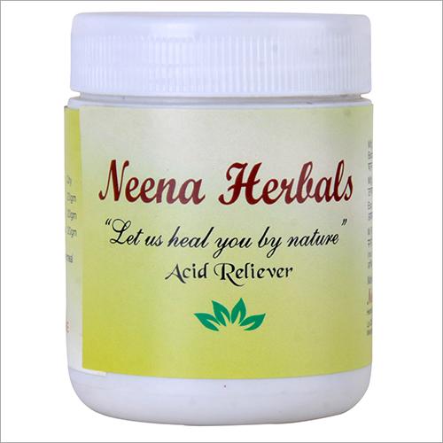 Acid Reliever Herbal Medicine