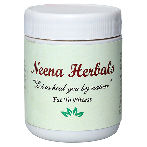 Fat Remover Herbal Medicine