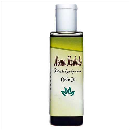 Ortho Herbal Oil