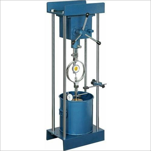Manual Swell Testing Apparatus