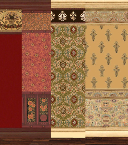 Designer Wall Papers