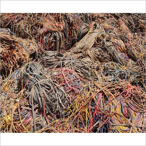 Industrial Cable And Wire Scrap