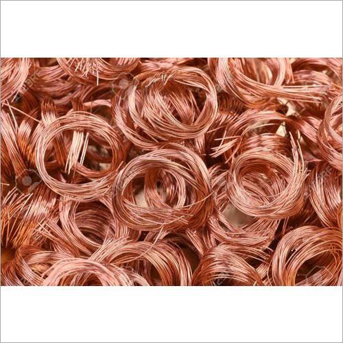 Industrial Copper Wire Scrap