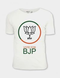 Election Printed T-shirt