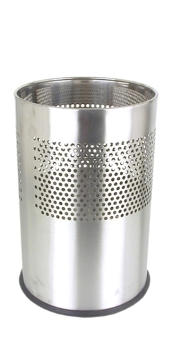 Half Perforated Bin