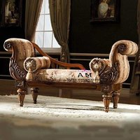 royal design wooden setty