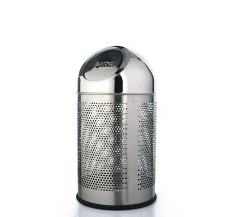 Push Can With Perforation