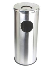 Pedestal Ash Trash Bin