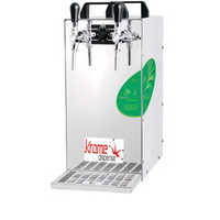 155Ltr-hr 2 Tap Over Counter Beer Cooler