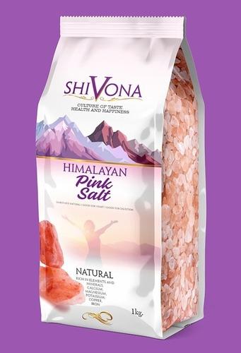 Shivona Dark Pink Rock Salt Puoro