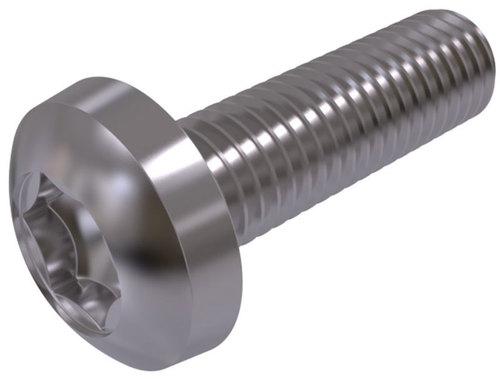 DIN 7985tx Lens screws with TORX
