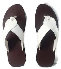 Mens leather sandals footwear