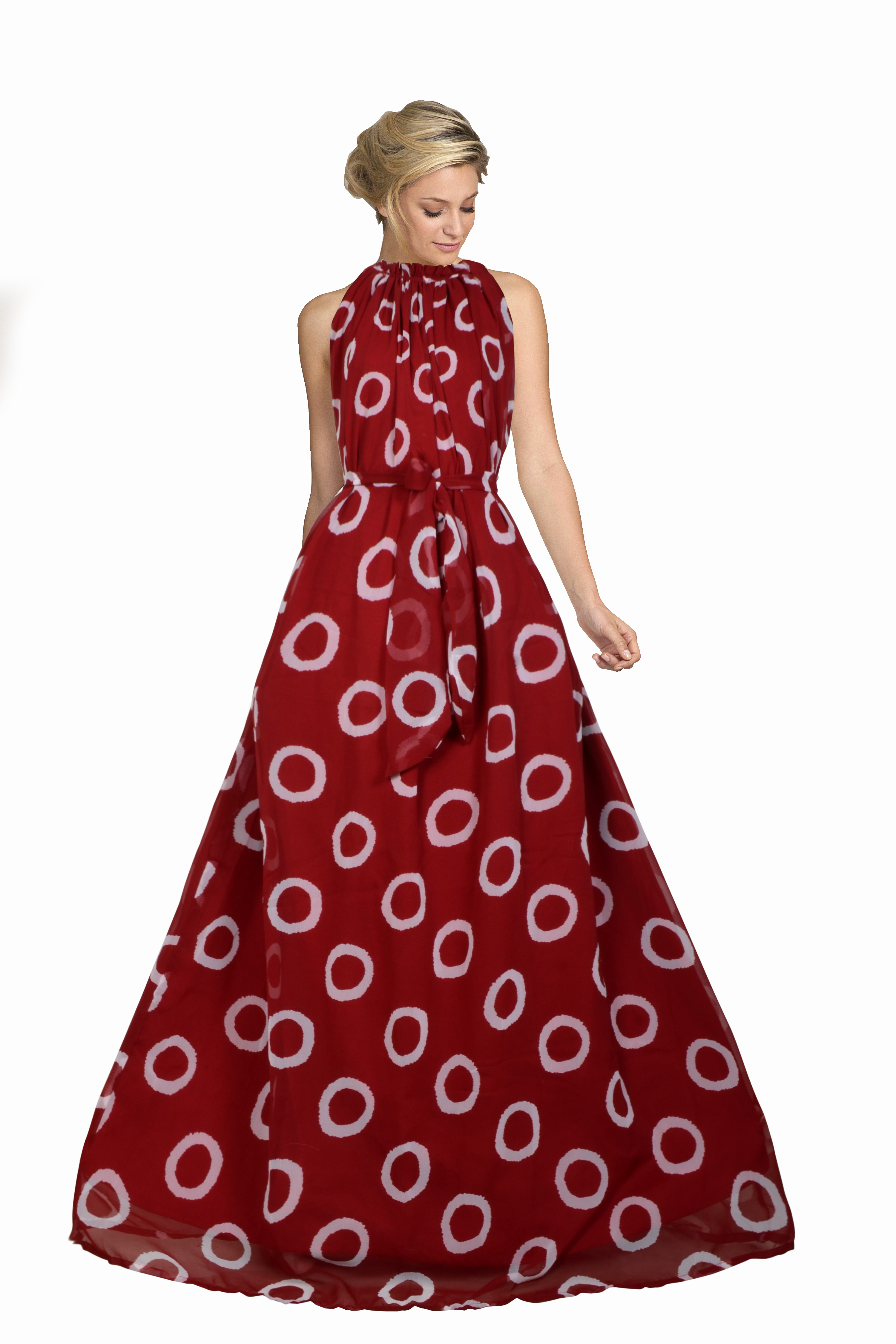 Dyna ring gown