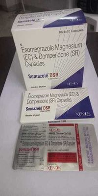 Esomeprazole Magnesium EC & Domperidone SR Capsules