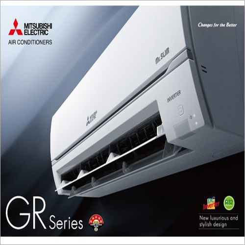 Mitsubishi DC Inverter Air Conditioner