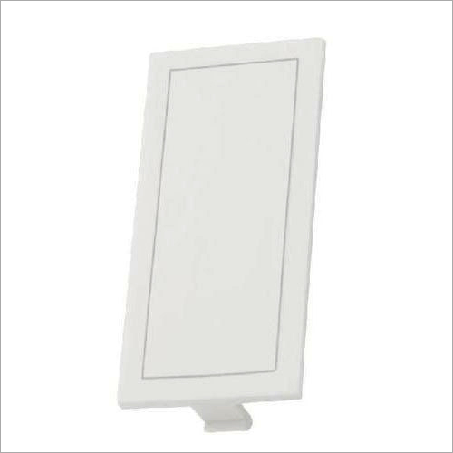 White Switch Plate
