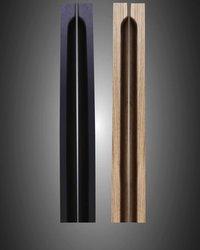Wardrobe Cabinet Handle Wood Hybrid