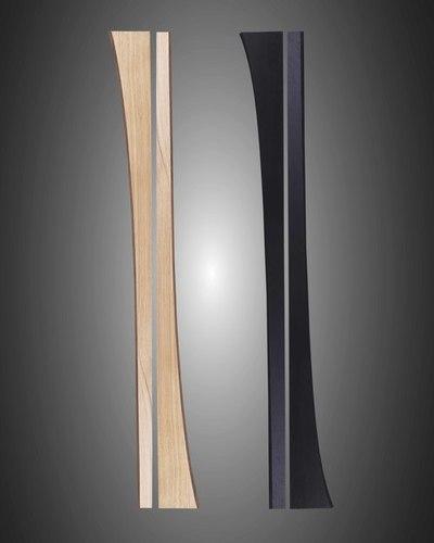 Wardrobe Cabinet Handle Wood Viper