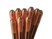 Ul copper bonded rod