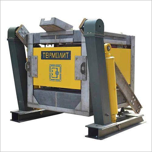 Cast Iron Induction Melting Furnace Machine