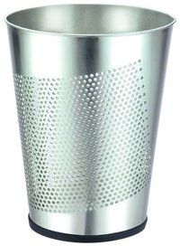 Oval Dustbin- Perforated