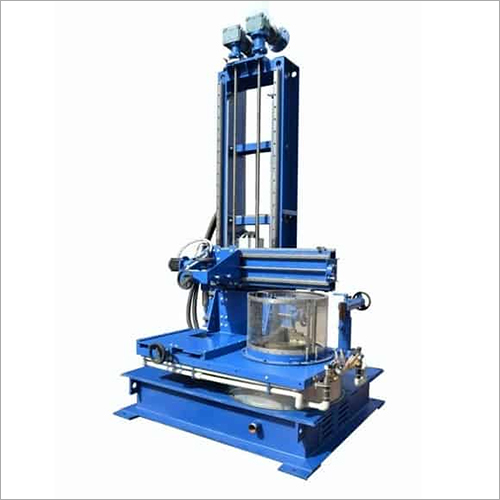 Automatic Induction Hardening Machine