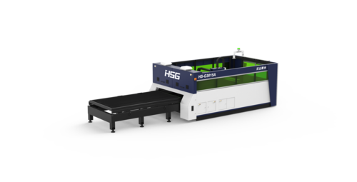 Sheet Fiber Laser Cutting Machine