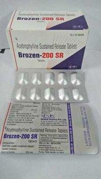 BROZEN-200 SR