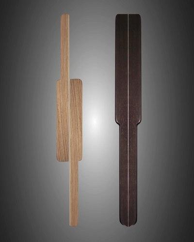 Wardrobe Cabinet Handle Wood Cimarron