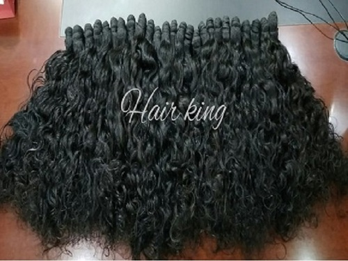 INDIAN HUMAN HAIR CLUB THICK CURLY