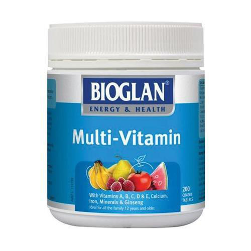 Multi-Vitamin Tablets