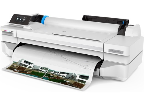 HP Design Jet T130 24-in Printer