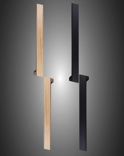 Wardrobe Cabinet Handle Wood Rapid