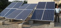 SOLAR OFF GRID POWER PLANT