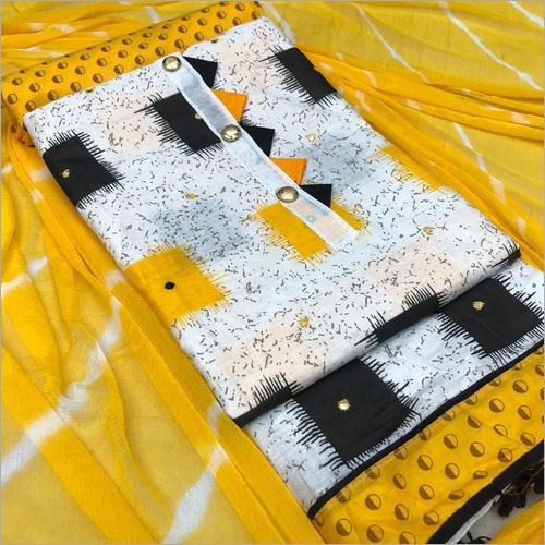 Cambric Printed Fabric